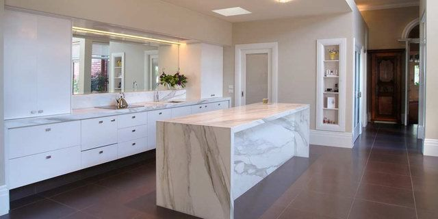 marble benchtop prices