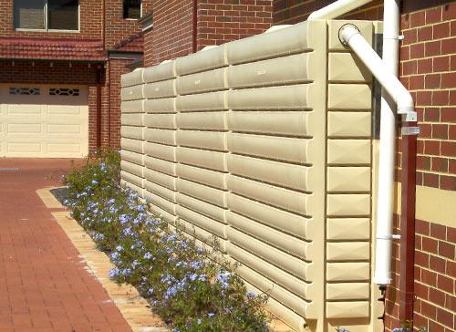 rainwater tanks in Adelaide