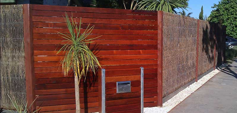 Brush Fencing Adelaide