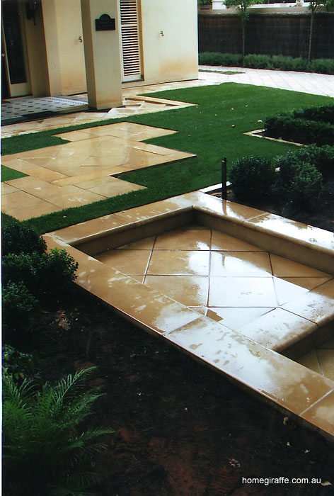Landscaping blackwood red earth landscape construction for Sa landscaping