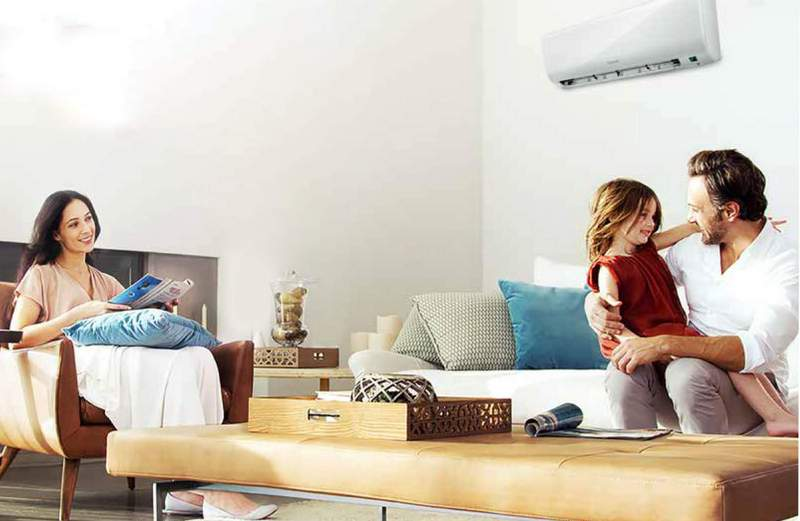 Split System Air Conditioners in Brooklyn Park