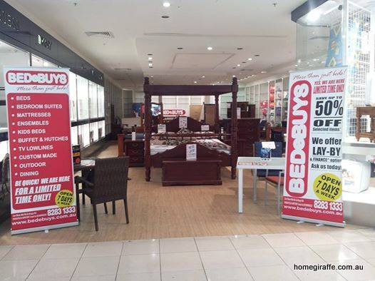 BEDeBUYS Bedding Furniture Stores near West Lakes
