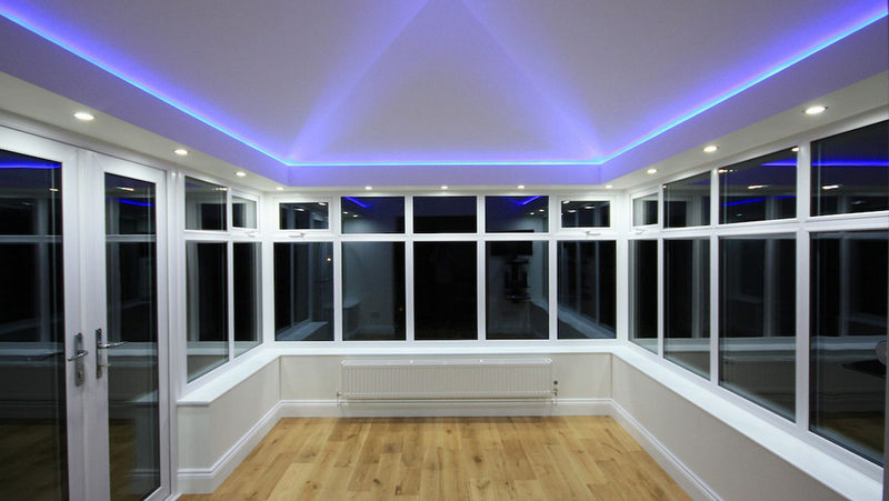 LED Lighting Solar and Downlights