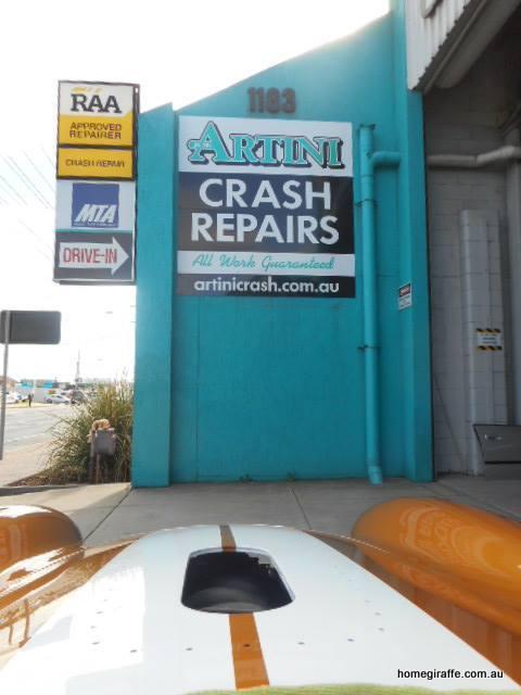 Car Crash Repairs Adelaide
