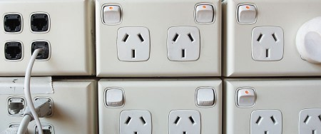 power outlet repairs