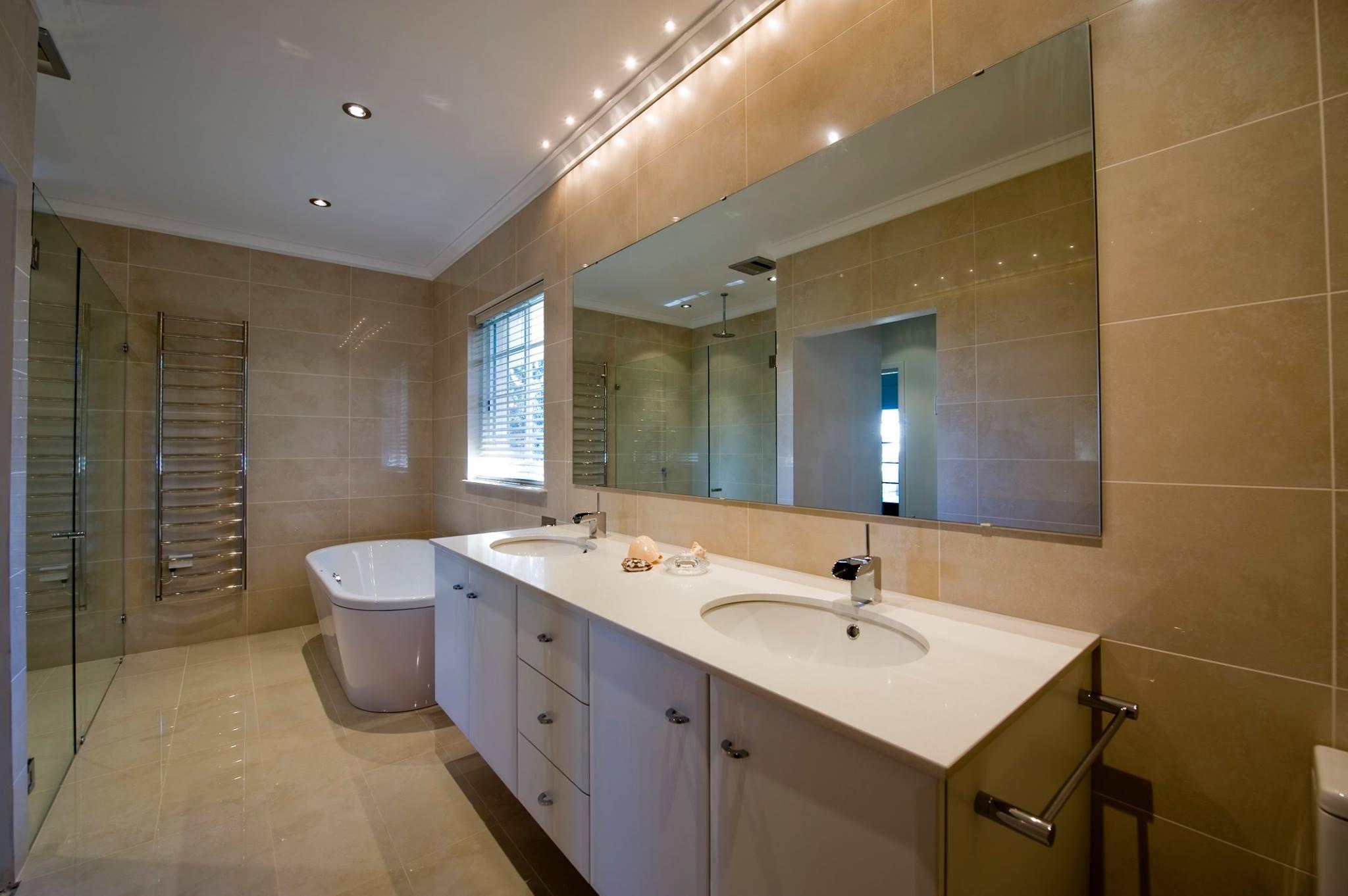 Bathroom renovations campbelltown modern vintage for Bathroom renovations campbelltown