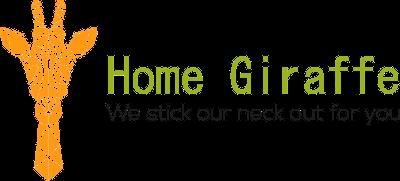 Image result for home giraffe logo