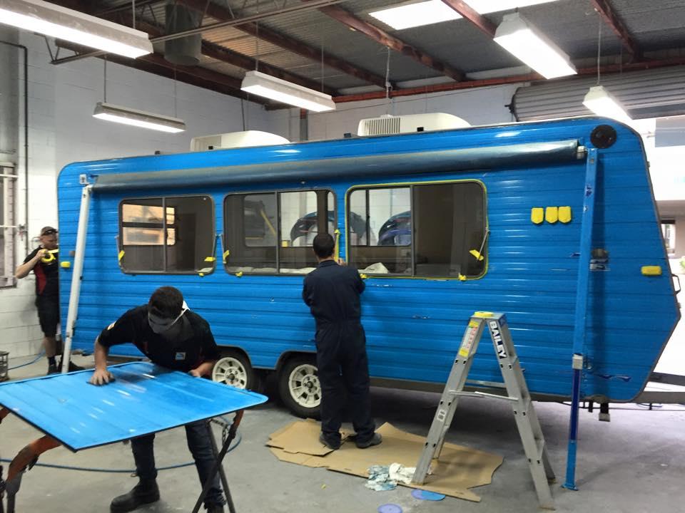 trailer restoration