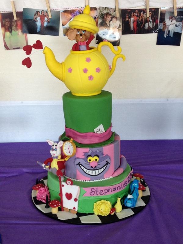 Cake Maker Malvern Custom Designs Metro Designer Cakes