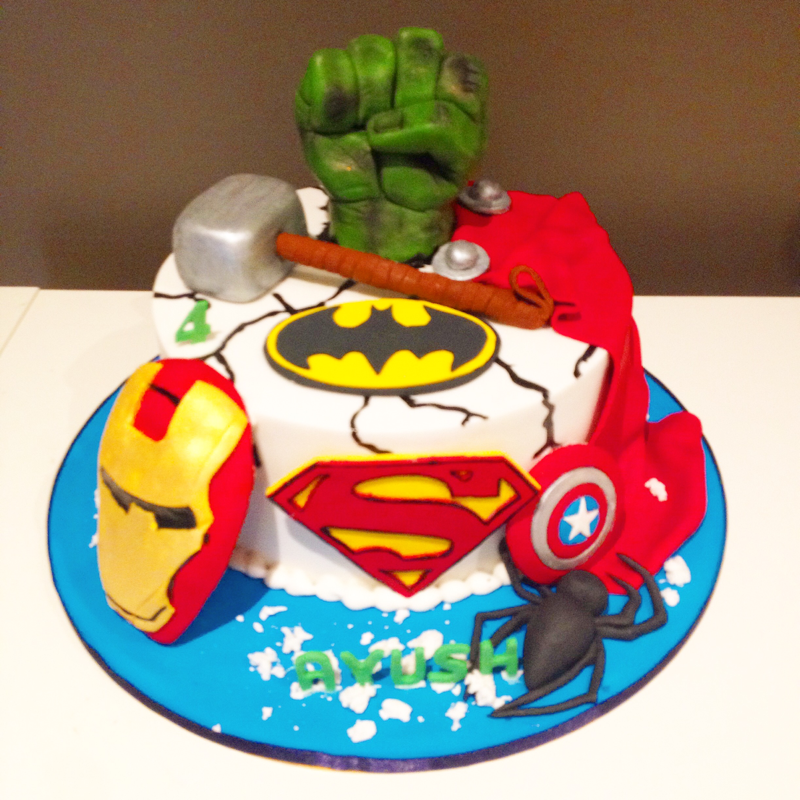 Cake Maker Parkside Custom Designs Metro Designer Cakes