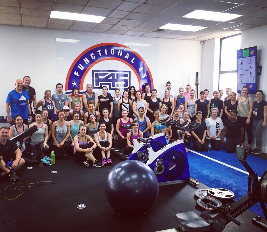 Gyms mawson lakes call f training on