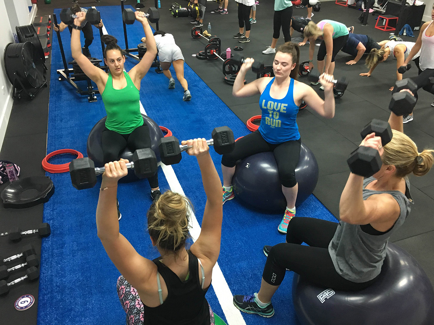 Gyms mawson lakes call f training on