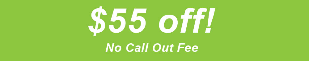 save big with no call out fee