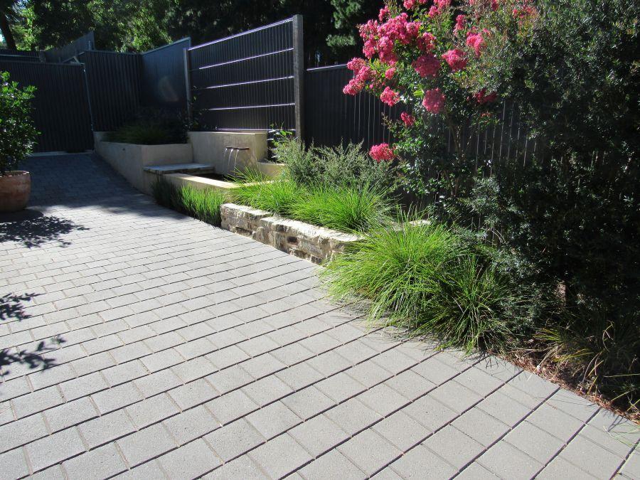 Landscaping blackwood red earth landscape construction for Landscape construction services adelaide