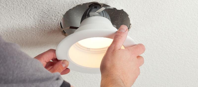 led lighting repairs