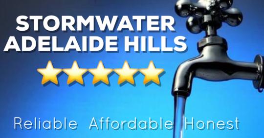 Adelaide Hills Stormwater Contractors
