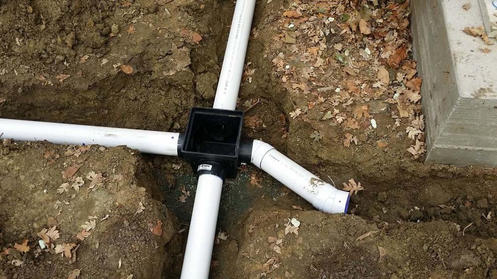 Stormwater Drainage Installation