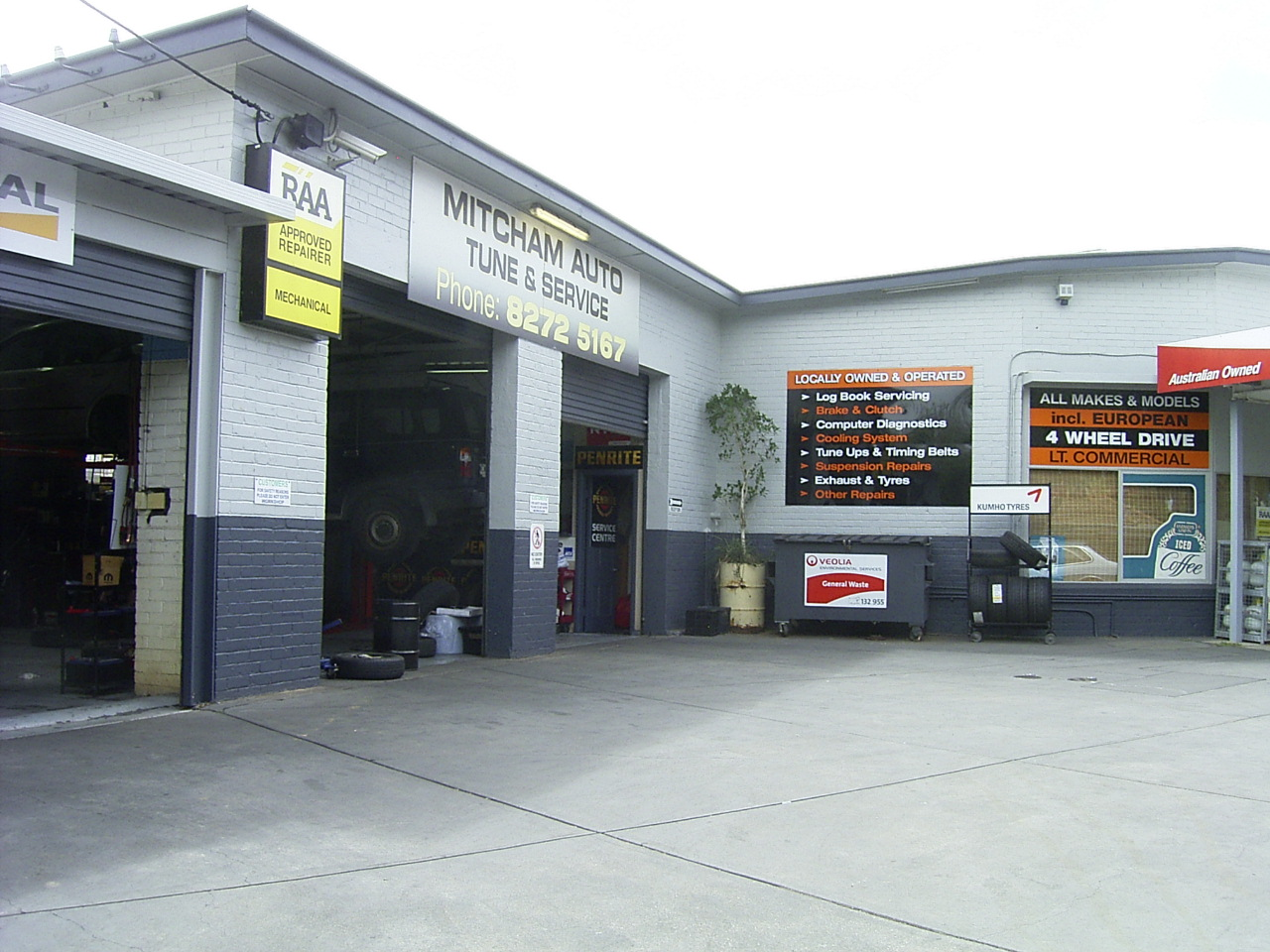 mechanic unley